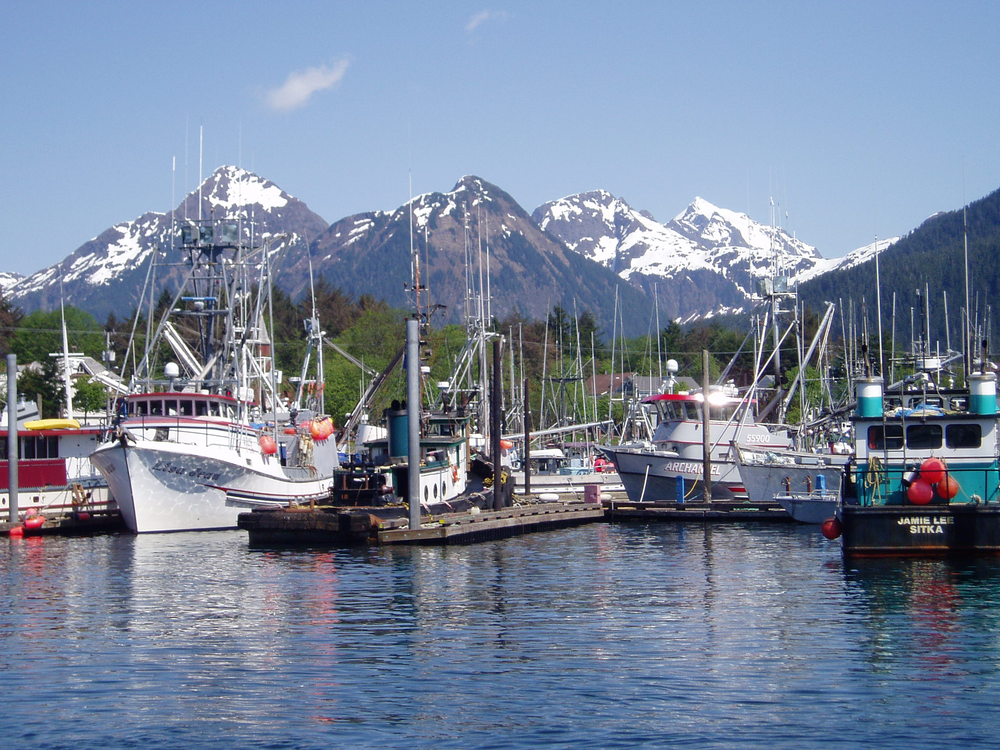 Abraham-Hicks Alaska 2010
