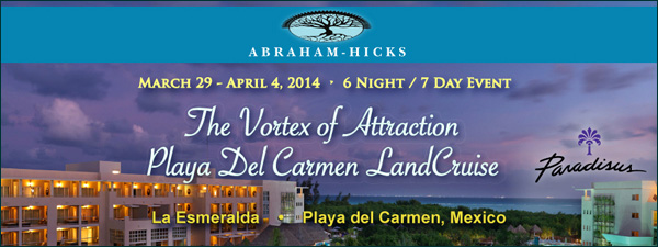 Abraham Hicks March 29